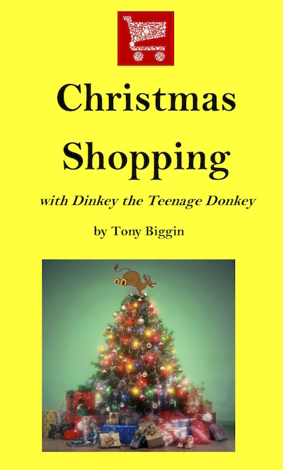 Xmas Shopping cover 400